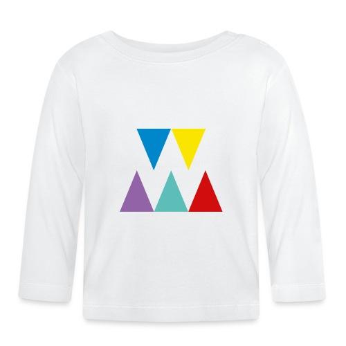 Logo We are les filles - T-shirt manches longues Bébé