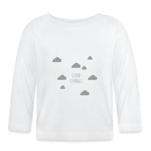 Cloud Storage - Baby Langarmshirt