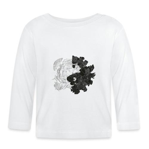 New Yin Old Yang - Baby Long Sleeve T-Shirt