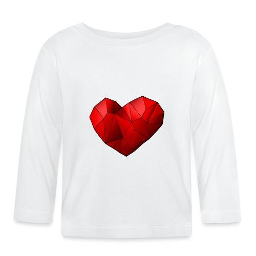 Heartart - Baby Long Sleeve T-Shirt