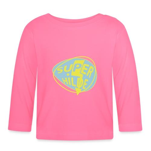 superhilde - Baby Langarmshirt