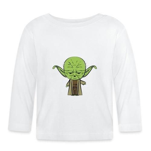 Yoda - T-shirt manches longues Bébé