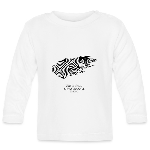 Legend_-_Newgrange2 - Baby Long Sleeve T-Shirt