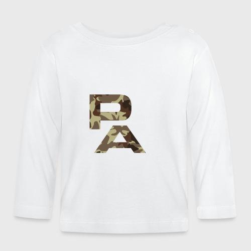 P&A CAMUFLAJE - Camiseta manga larga bebé