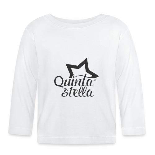 Quinta Stella - Maglietta a manica lunga per bambini