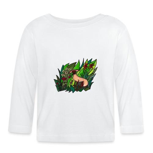 Funtes trädgård - Långärmad T-shirt baby