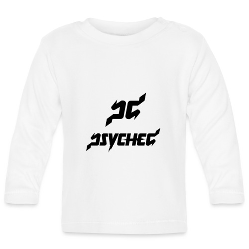 psyched-logo-finalblack - T-shirt