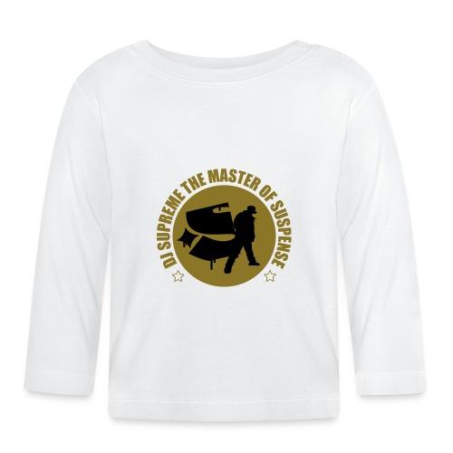 Master of Suspense T - Baby Long Sleeve T-Shirt