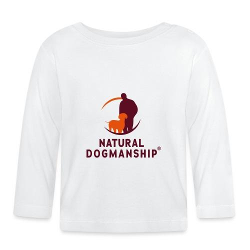 Natural Dogmanship Logo - Baby Langarmshirt