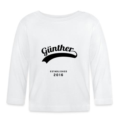 Günther Original - Baby Langarmshirt