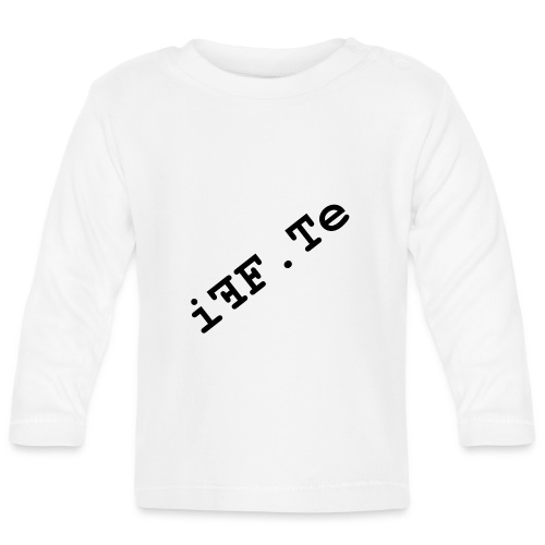 logo_001_a - Maglietta a manica lunga per bambini
