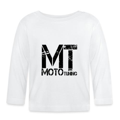 MotoTuning Logo - Baby Long Sleeve T-Shirt