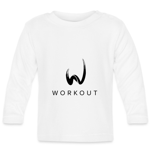Workout - Baby Langarmshirt