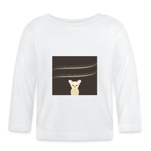 002_franz--sische_bulldoggegr - Baby Langarmshirt