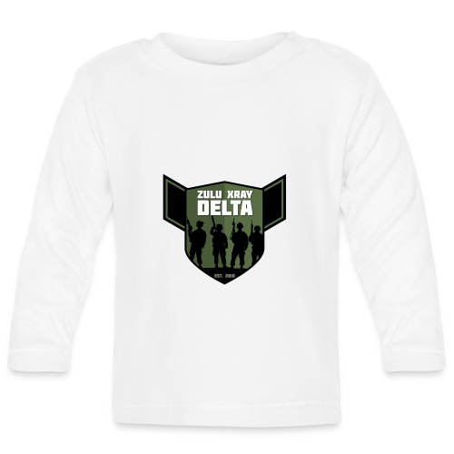 Zulu X-Ray Delta Logo - Baby Long Sleeve T-Shirt