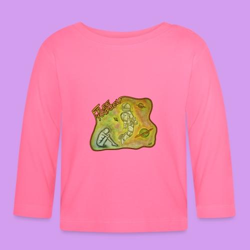 Katt Willow - Baby Long Sleeve T-Shirt