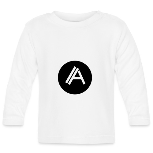 Logo Andyboy - Baby Langarmshirt