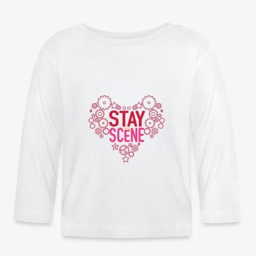Stay on the Scene - Långärmad T-shirt baby