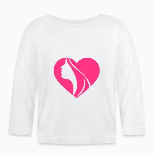 Journée de la femme - T-shirt manches longues Bébé