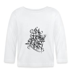 Make Graffiti Great Again - Baby Langarmshirt