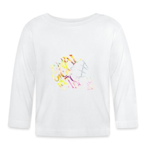 Hockey Goalie Quote - Baby Long Sleeve T-Shirt