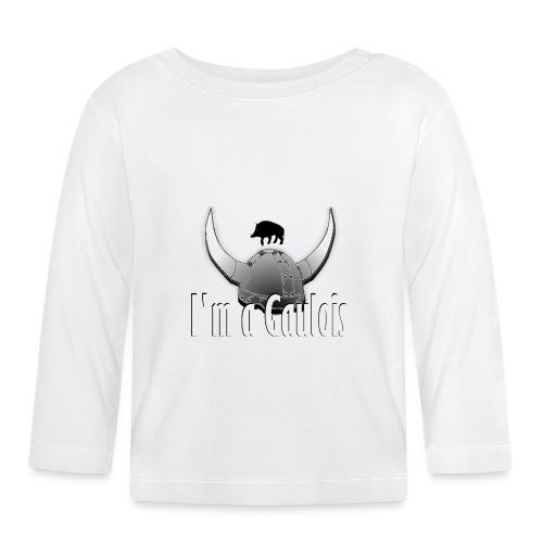 Belgium Gaulois - T-shirt manches longues Bébé