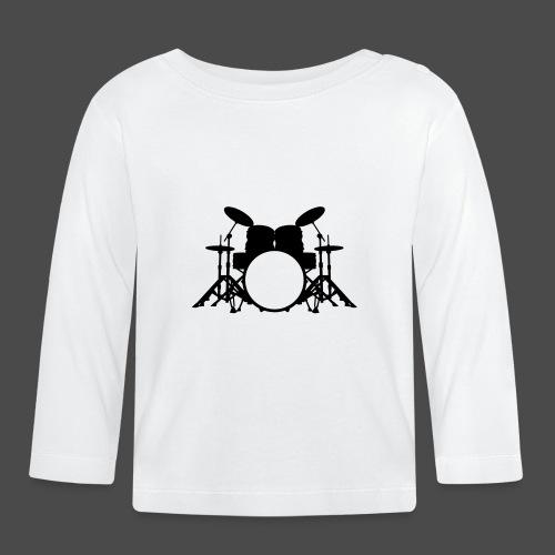 Schlagzeug - Baby Langarmshirt