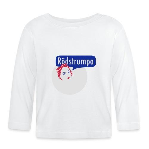 RÖDSTRUMPA 2 - Långärmad T-shirt baby