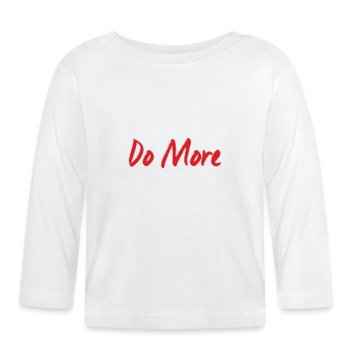 logo transparent background - T-shirt manches longues Bébé