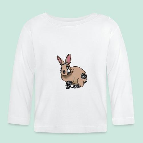BUNNYBOT - Baby Long Sleeve T-Shirt