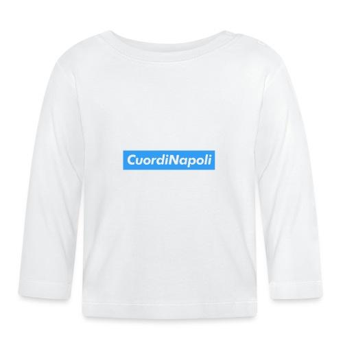 CuordiNapoli Young - Maglietta a manica lunga per bambini