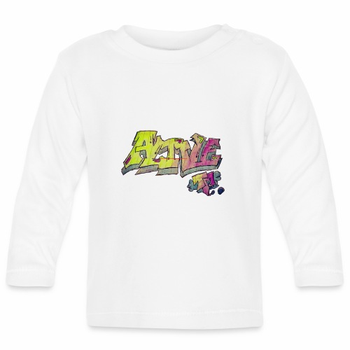 ALIVE TM Collab - Baby Long Sleeve T-Shirt