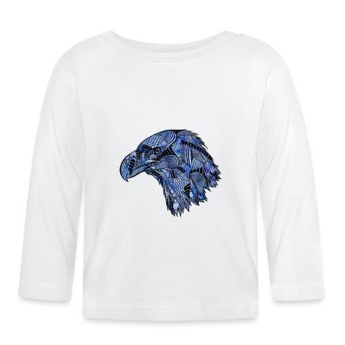 Ørn - Langarmet baby-T-skjorte
