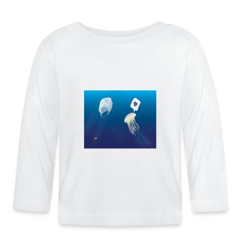 Meduse in Love - T-shirt manches longues Bébé