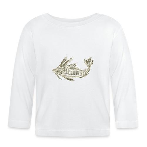 leprargolone - Maglietta a manica lunga per bambini