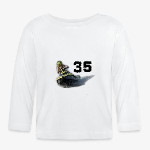 jetski35 - Vauvan pitkähihainen paita