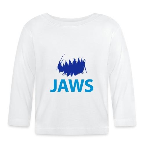Jaws Dangerous T-Shirt - Baby Long Sleeve T-Shirt