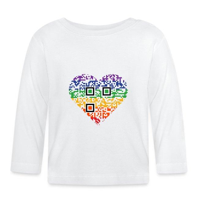 Love is Love | QR-Code | Pride