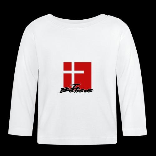 I BELIEVE 2 - Camiseta manga larga bebé