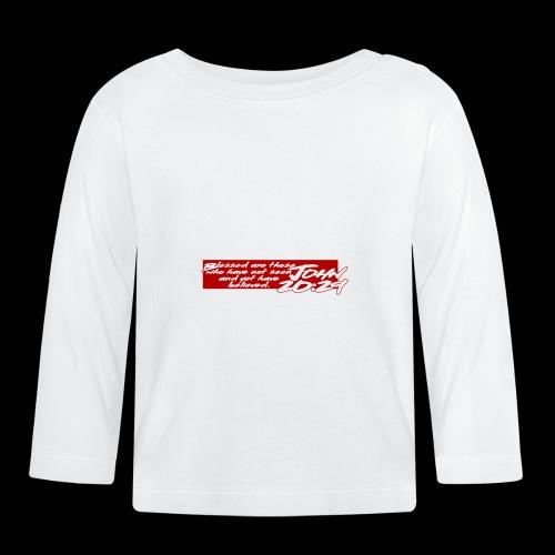 OVER REASON 2 - Camiseta manga larga bebé