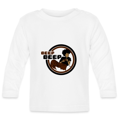 Beep Beep Gamer - Baby Long Sleeve T-Shirt