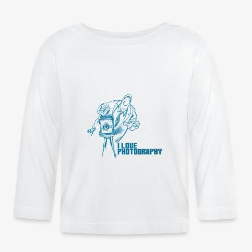Photography - Camiseta manga larga bebé