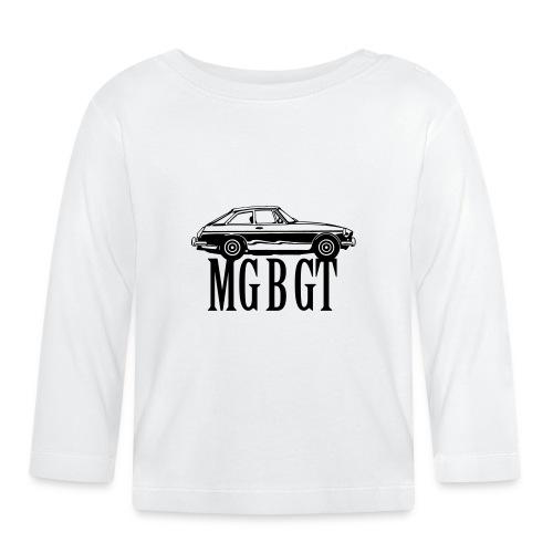 MG MGB GT - Autonaut.com - Baby Long Sleeve T-Shirt