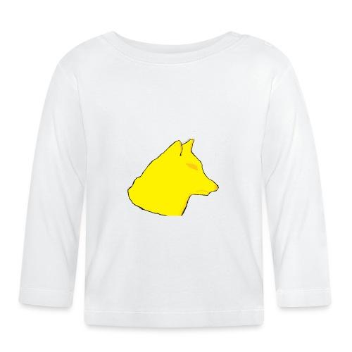 wolfes - Langærmet babyshirt