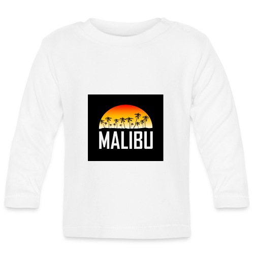 Malibu Nights - Baby Long Sleeve T-Shirt