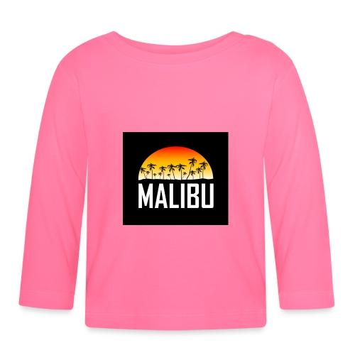 Malibu Nights - Baby Long Sleeve T-Shirt