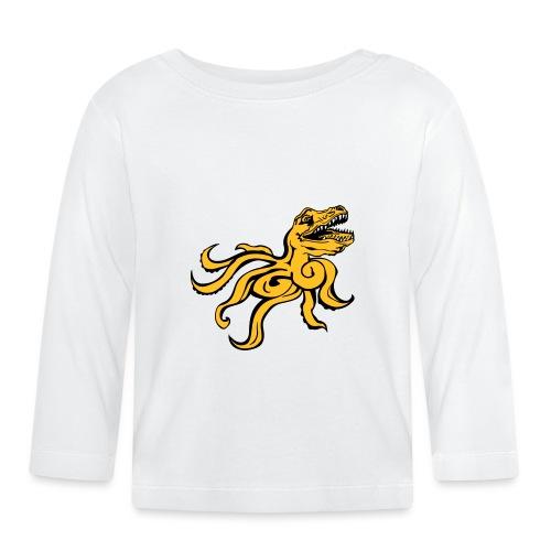 Octorex Dinoface - Baby Long Sleeve T-Shirt