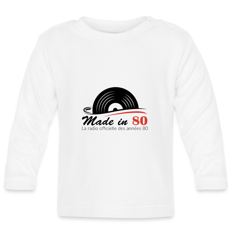 Made in 80 - T-shirt manches longues Bébé
