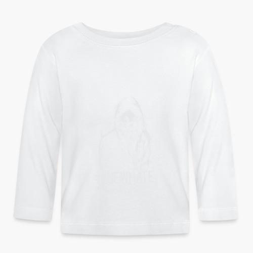 #NewHate Female - Langarmet baby-T-skjorte
