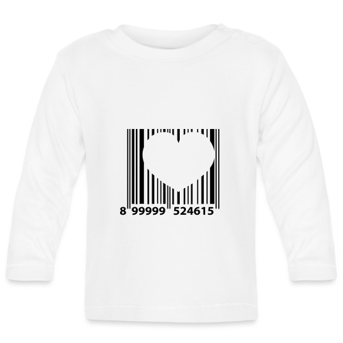 barcode love - T-shirt